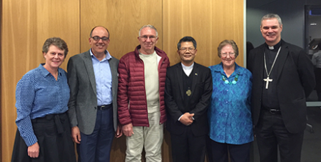 The work of Catholic prison chaplains was celebrated at a conference in Melbourne last week (ACBC)
