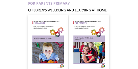 The Gearing Up for Parent Engagement in Student Learning resource is useful for parents, teachers and principals (CSPA)