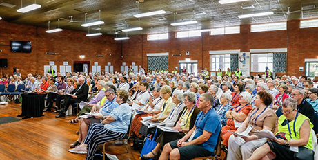 The first session of the Maitland Newcastle Diocesan Synod was held in November 2019 (MNnews.Today)