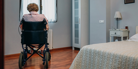 National Seniors wants institutional care to be a last resort for older Australians (Bigstock)
