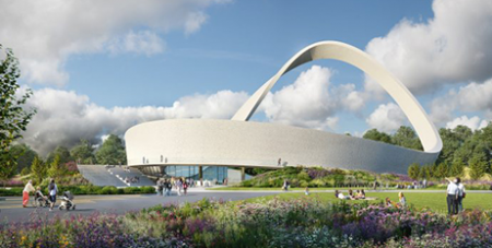 Artist's impression of the Eternal Wall of Answered Prayer (Crux/Eternal Wall of Answered Prayer)