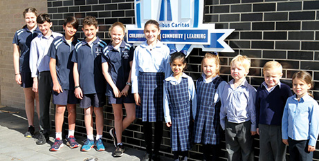 0925schoo-The introduction of a Year 6 class and mid-term Reception intake have boosted enrolments at St Martin de Porres School-Sheidow Park-THe Southern Cross