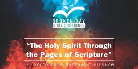 Registrations for the Broken Bay Bible Conference close on Friday (Broken Bay Diocese)