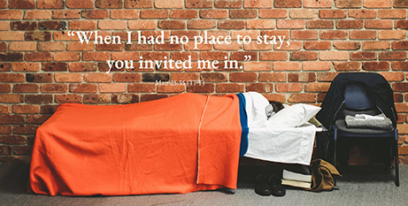 The Stable One Winter Night Shelter program provides safe accomodation for the homeless (Stable One)