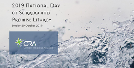 National Day of Sorrow and Promise liturgy booklet can be downloaded from the CRA website (CRA)