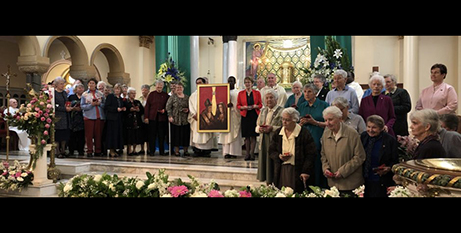 The thanksgiving Mass for 132 years of the Sisters of the Good Samaritan in Marrickville (The Good Oil)