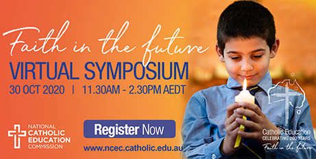 The virtual symposium will feature keynote addresses by Dr Carol Campbell and Professor John Haldane (NCEC)