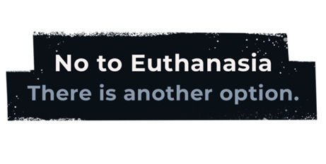 CHA's Another Option campaign calls on Catholics to contact NSW MPs to opposed euthanasia legislation (CHA)