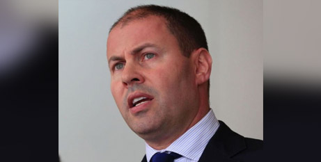 Treasurer Josh Frydenberg (ABC News/Nick Haggarty)