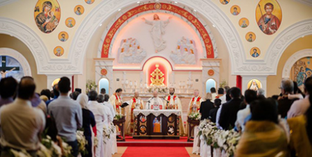 The consecration of the Syro-Malabar Catholic Church in Adelaide (The Southern Cross)