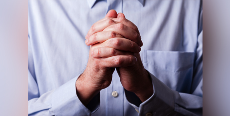 """Pope Francis said people must pray with their hearts and not """"pray like a parrot"""" (Bigstock)"""