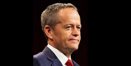 Bill Shorten (Wikimedia/Ross Caldwell)