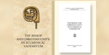 The guidebook offers practical recommendations for bishops to promote Christian unity (Vatican Media)