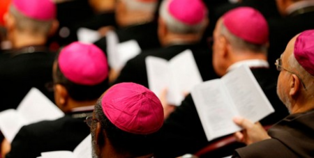 Bishops in pain over conflict