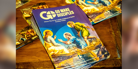 The Go Make Disciples mission plan (Sydney Archdiocese/Alphonsus Fok)