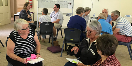 A Listening and Dialogue session in Bathurst (ACBC)