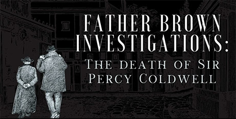 The Kickstarter campaign aims to fund a board game based on the beloved priest detective, Father Brown (Kickstarter)