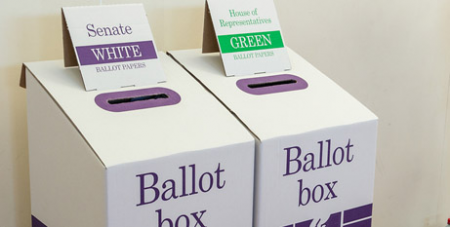 Field firming for by-election (Bigstock)