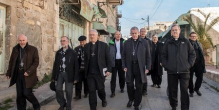 Bishops united in opposition