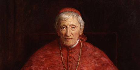 Blessed John Henry Newman is to be canonised this weekend (WikiCommons)