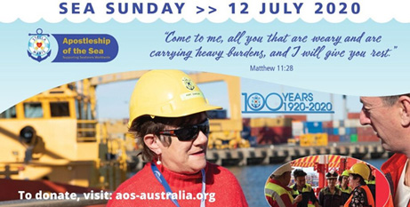 The message for Sea Sunday acknowledges that seafarers are facing extra difficulties during the COVID-19 pandemic (ACBC)