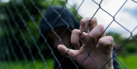 Many teenagers in detention have mental health issues (Bigstock)